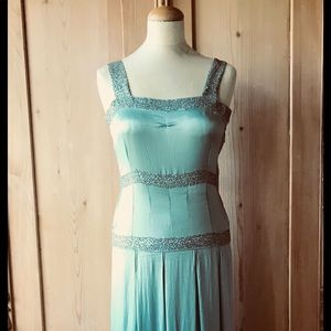 authentic Vintage Chanel evening gown